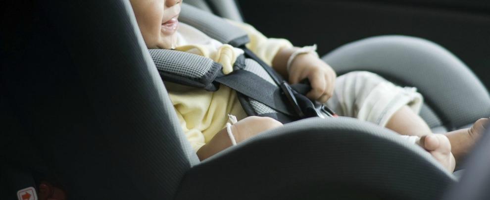 Sicurezza bambini:        rinvio multe