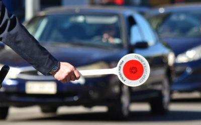 Poliziotti in borghese in sella alla Ducati